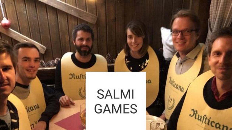 WERK1 - Salmi Games - Teaser