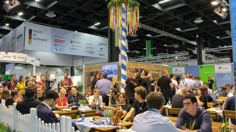 WERK1 - Games Bavaria - Gamescom 2018