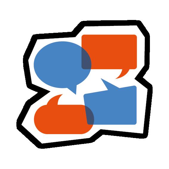 WERK1 - Icon - Gruppentalk