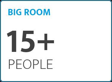 Big room - en