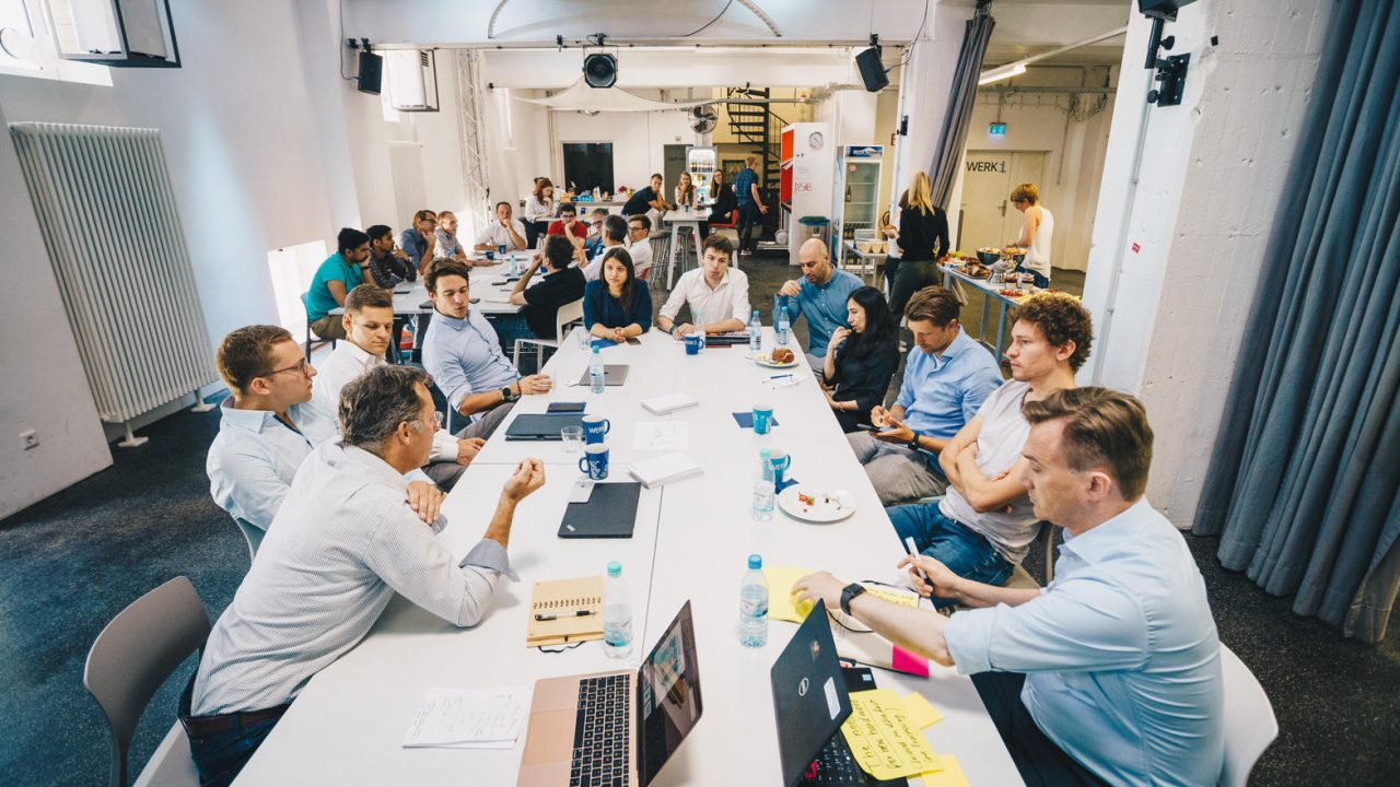 """The """"Innovation Program"""" of the InsurTech Hub Munich starts in cooperation with WERK1 #5"""