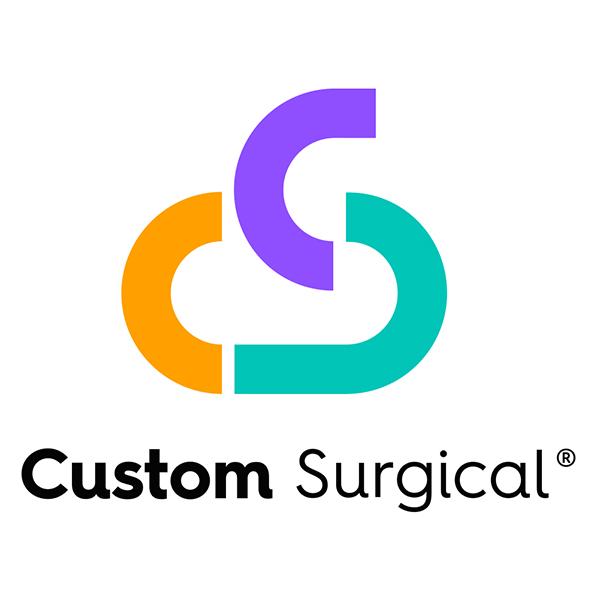 Custom Surgical Logo
